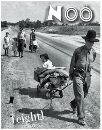 NOO JOURNAL ISSUE EIGHT